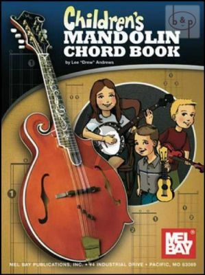 Children's Mandolin Chord Book
