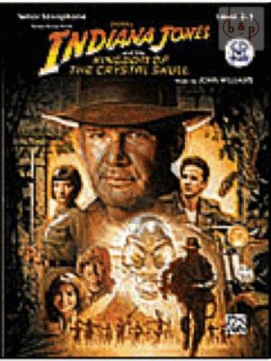 Indiana Jones and the Kingdom of the Crystal Skull (Tenor Sax.)