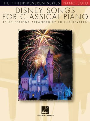 Disney Songs for Classical Piano (15 Selections) (Phillip Keveren)