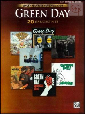 20 Greatest Hits (Vocal-Easy Guitar