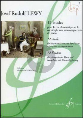 12 Etudes Vol.2 (No.6 - 12)