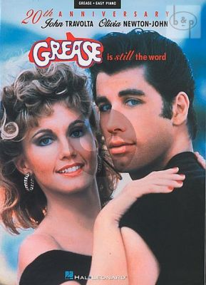 Grease is Still the Word Easy Piano Selections