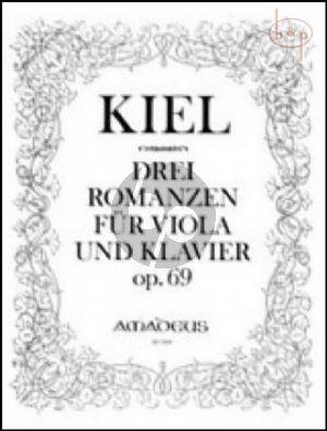 3 Romanzen Op.69