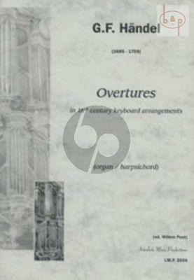Overtures in 18th.Century Arrangements