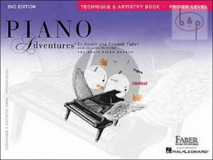 Piano Adventures Technique & Artistry Primer Level