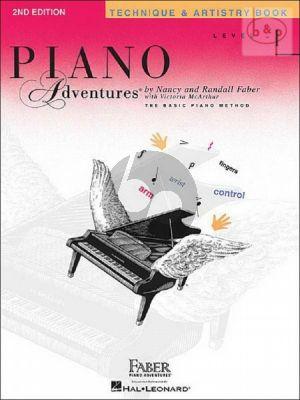 Piano Adventures Technique & Artistry Book Level 1