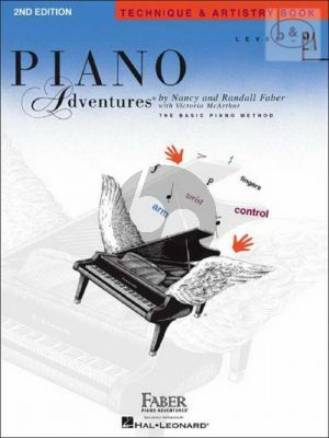 Piano Adventures Technique & Artistry Book Level 2A