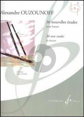 36 Nouvelles Etudes Vol.2 18 Etudes