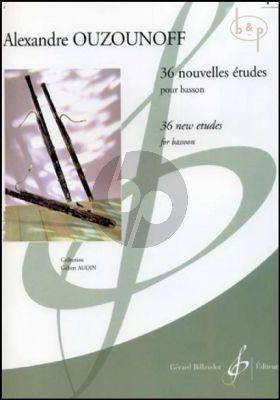 36 Nouvelles Etudes Vol.1 18 Etudes