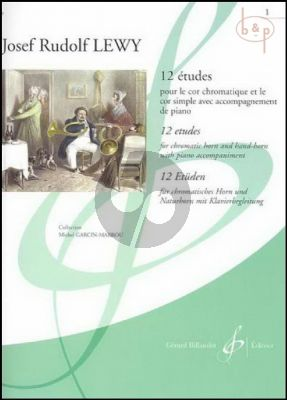 12 Etudes Vol.1 (No.1 - 5)