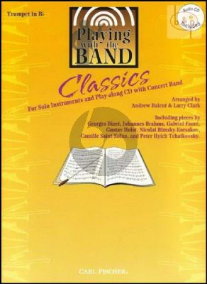 Playing with the Band Classics (Trumpet)