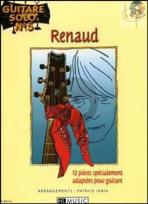 Renaud (Guitare Solo No.5) (12 Pieces)