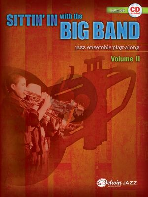 Sittin'in with the Big Band Vol. 2 for Trumpet (Bk-Cd)