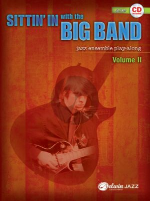 Sittin'in with the Big Band Vol. 2 for Guitar (Bk-Cd)