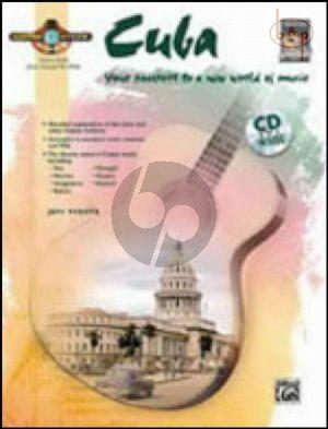Guitar Atlas Cuba (Your Passport to a New World of Music) (Bk-Cd)