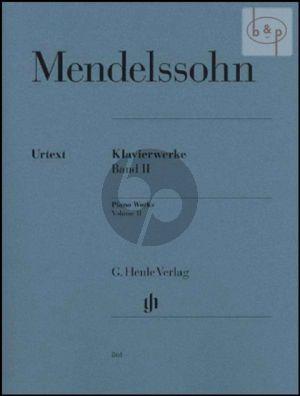Klavierwerke Vol.2 (edited by Ullrich Scheideler and Christa Jost)
