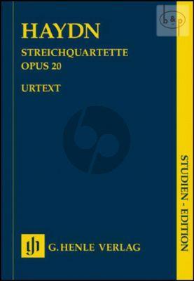 Streichquartette Vol.4 Op.20 (Study Score) (edited by Georg Feder & Sonja Gerlach)