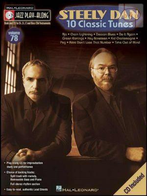 10 Classic Tunes (Jazz Playalong Series Vol.78)