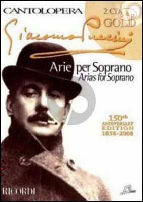 Arias for Soprano (Voice-Piano) (Bk- 2 Cd's)