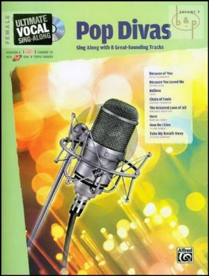 Pop Divas (Ultimate Vocal Sing-Along Vol.9)
