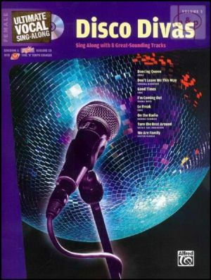 Disco Divas (Ultimate Vocal Sing-Along Vol.5)