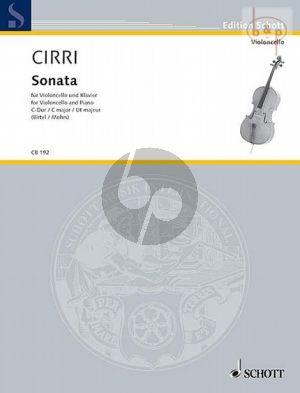 Sonata No.1 C-major