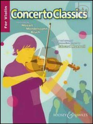 Concerto Classics (Concertos by Mozart- Mendelssohn and Bruch))