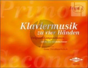 Terzibaschitsch Klaviermusik fur 4 Handen Vol.1 (easy-interm.level)