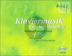 Klaviermusik zu 4 Handen Vol.2