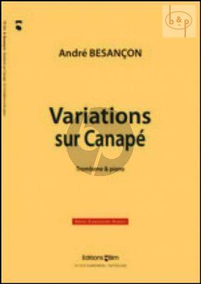 Variations sur Canape
