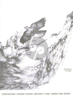 Messiaen Catalogue d'Oiseaux Vol. 1 pour Piano