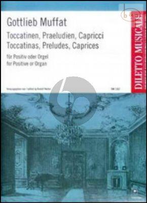 Toccatinen-Praludien-Capricci