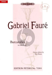 Barcarolles (13)