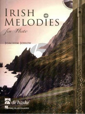 Johow Irish Melodies for Flute (Bk-Cd) (interm.-adv.)