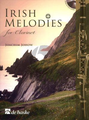 Johow Irish Melodies for Clarinet (Bk-Cd) (interm.-adv.)