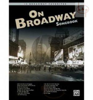 On Broadway Songbook (15 Broadway Favorites)