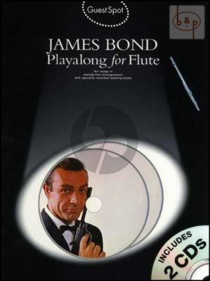 Guest Spot James Bond Playalong (Flute)