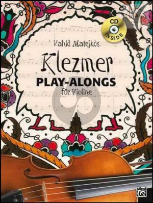 Klezmer Play-Alongs for Violin