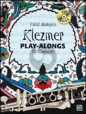 Klezmer Play-Alongs (Clarinet)