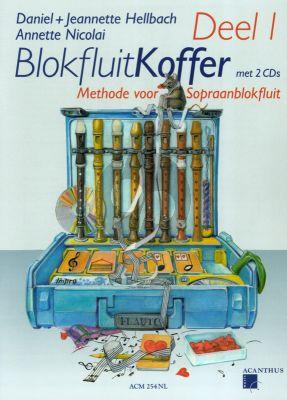 Blokfluitkoffer Vol.1