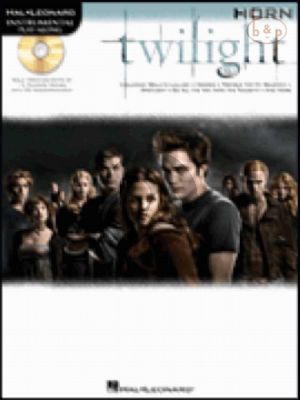 Twilight (Motion Picture) Horn in F