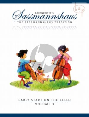 Early Start on the Cello Vol.3
