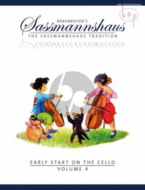 Early Start on the Cello Vol.4