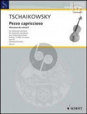 Pezzo Capriccioso Op.62 B-minor