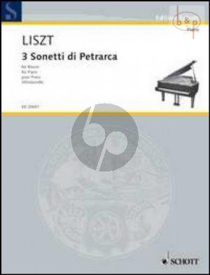 3 Sonetti di Petrarca