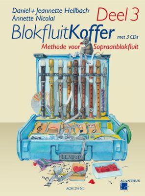 Blokfluitkoffer Vol.3