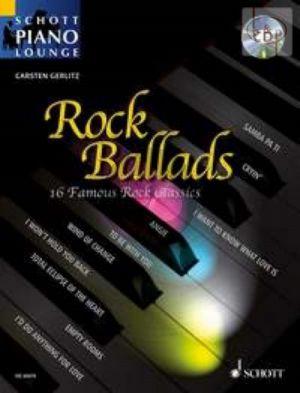 Rock Ballads (16 Famous Rock Classics)
