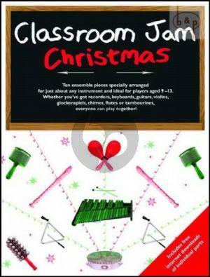 Christmas Classroom Jam (all instr.) (arr. Barrie Carson Turner)