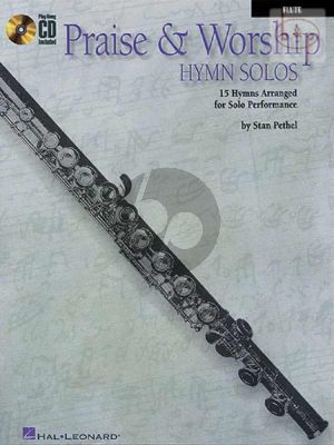 Praise and Worship Hymn Solos (Flute)