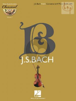 Concerto a-minor BWV 1041 Violin